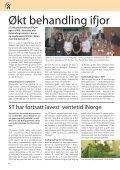 ST-nytt nr. 2, 2009 - Sykehuset Telemark - Page 6