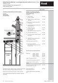 Descriere Sisteme Hoval de evacuare pentru gaze arse DN 80 ... - Page 6