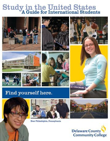 Study in the United States - Delaware County Community College