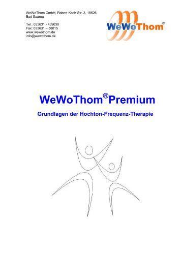 Hochton - Frequenz - Therapie - Wewothom