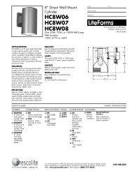 LFO-HID-003 - Prescolite