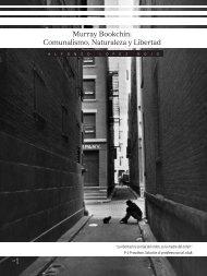 murray-bookchin-comunalismo-naturaleza-y-libertad