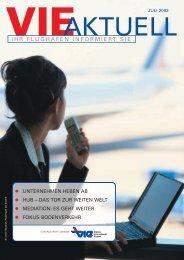 IHR FLUGHAFEN INFORMIERT SIE - Airport Mediation - Home