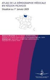 région Picardie - Conseil National de l'Ordre des Médecins