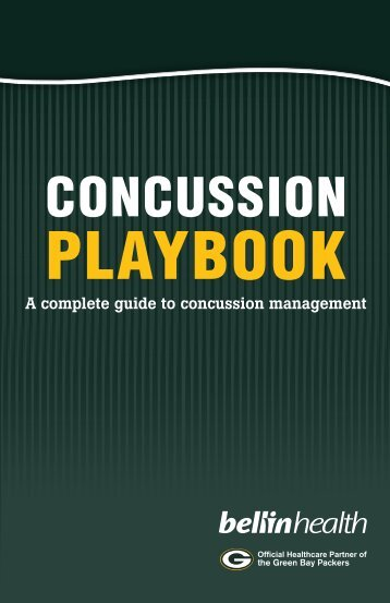 Concussion Playbook