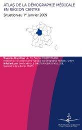 région Centre - Conseil National de l'Ordre des Médecins