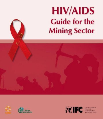 HIV/AIDS Guide for the Mining Sector - CARE Canada