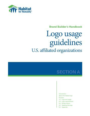 Logo usage guidelines - National Premium