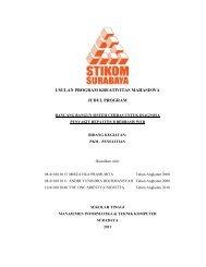 Proposal PKMP (Mirza) - Blog Sivitas STIKOM Surabaya