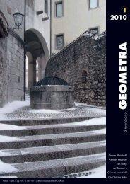 Gennaio - COLLEGIO GEOMETRI di GORIZIA