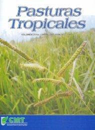 Edicion completa - Tropical Grasslands - Forrajes Tropicales