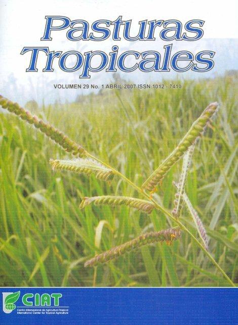 Edicion Completa Tropical Grasslands Forrajes Tropicales