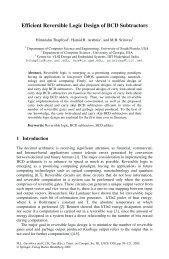 Efficient Reversible Logic Design of BCD Subtractors