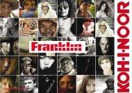 scarica il catalogo Franklin (PDF) - Koh-I-Noor