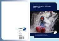 annual report & accounts 2008 - 2009 - Southern Education and ...