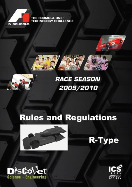 Rules and Regulations R-Type - F1 in Schools