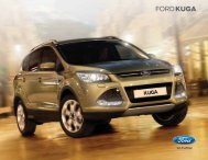 Katalog Ford Kuga (PDF)