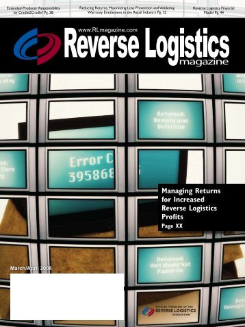 1 INTRODUCTI... Reverse Logistics Pdf