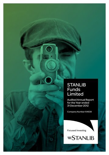 STANLIB Funds Limited – 2012 Audited Annual Report