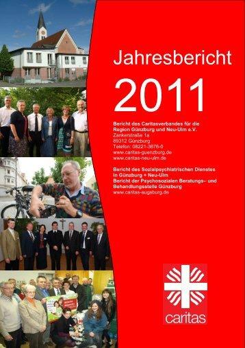 Jahresbericht 2011 Publisher ENDFASSUNG
