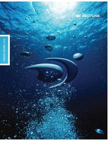 ANNUAL REPORT 2008 - Neptune Technologies & Bioressources Inc.