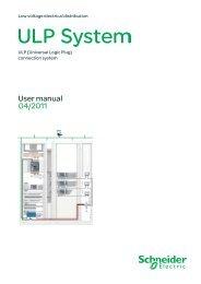 User manual 04/2011 - Schneider Electric