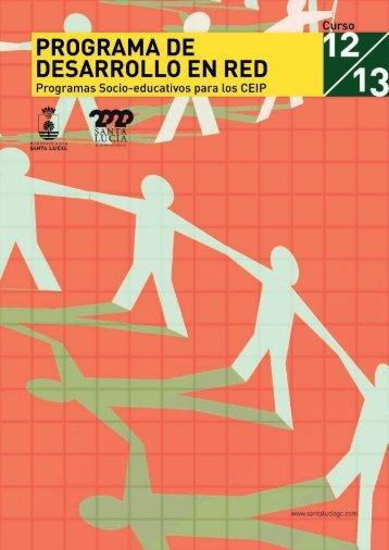 Programas Socio-educativos para los CEIP 2012/13 - Ayuntamiento ...