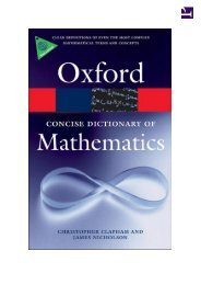 Oxford paperback reference
