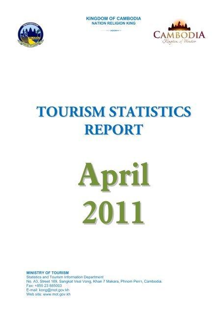 Tourism Statistics Report