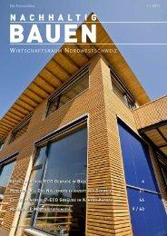 Nachhaltig Bauen Wirtschaftsraum ... - Gerber Media