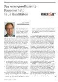 Nachhaltig Bauen Wirtschaftsraum ... - Gerber Media - Page 3