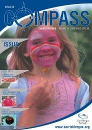 Compass Newsletter - Issue 8 (Spring / Summer 2004)