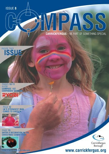 Compass Newsletter - Issue 8 (Spring / Summer 2004)