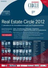 7. Jahresforum für Immobilieninvestoren und ... - Business Circle