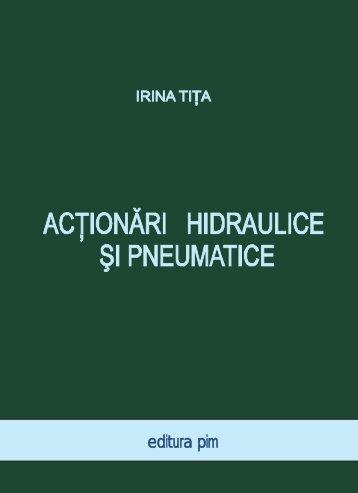 Actionari hidraulice si pneumatice - PIM Copy