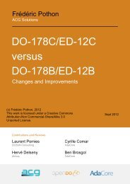 DO-178C/ED-12C versus DO178B/ED-12B: Changes and ...