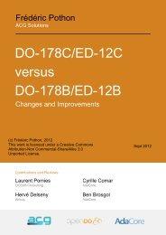 DO-178C/ED-12C versus DO178B/ED-12B: Changes and ...