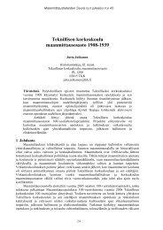 Artikkeli (pdf, 96 kt) - Maanmittaustieteiden Seura - Geodeettinen laitos