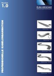 Kabelschlange™ Pro - Industrievertretung R. Krause GmbH