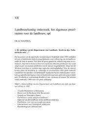 Landbouwkundig onderzoek - Nederlandsch Economisch-Historisch ...