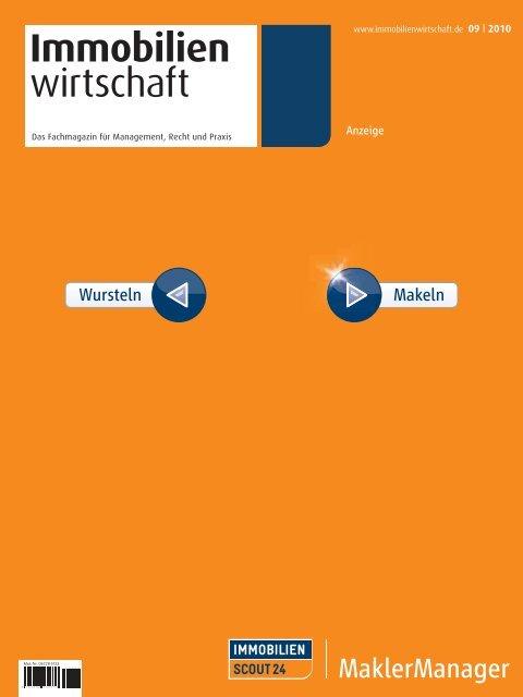 Immobilien wirtschaft Immobilien wirtschaft - Haufe.de