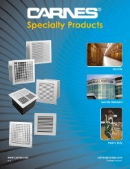 Specialty RGD Products Brochure