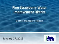District Manager Update January 18, 2013 - pswid