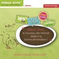 Lire le communiqué de presse - Auchan . com