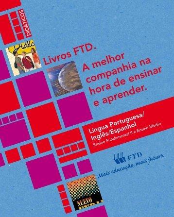 6o ao 9o ano - Editora FTD