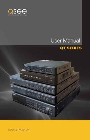 q see security camera manual