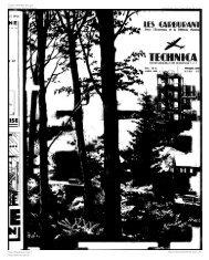 Revue Technica, année 1939, numéro Hors-série 1 - Histoire de l ...