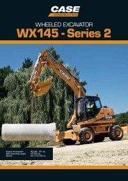 WX 145 Series2 - Case Construction