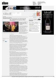 Falstaff Magazin Online