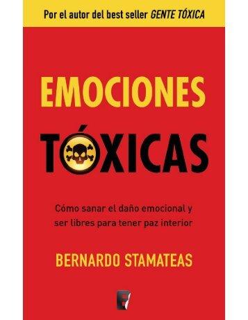 Emociones toxicas - Bernardo Stamateas